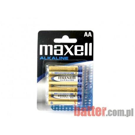 MAXELL AA LR06/4SZT