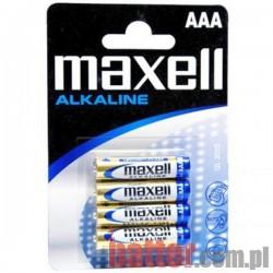 MAXELL AAA LR03/4SZT