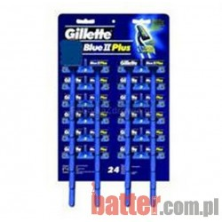 GILLETTE BLUE 2 PLUS /48SZT