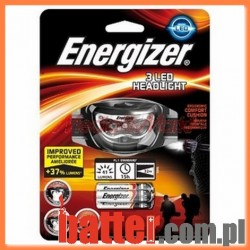 ENERGIZER LATARKA HEADLIGHT 3LED 3xAAA