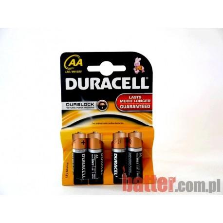 DURACELL AA LR06/4SZT